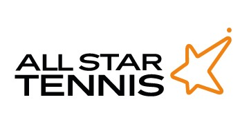 All Star Tennis logo