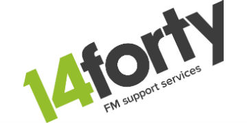 14 Forty logo