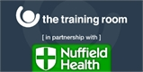 Nuffield Health TTR logo