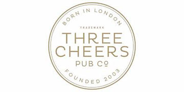 Three Cheers Pub Co logo