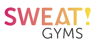 Sweat! logo