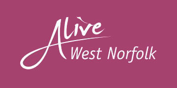 Alive West Norfolk logo