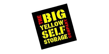The Big Yellow Self Storage Company logo