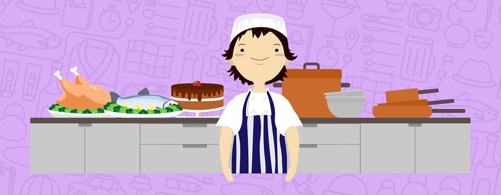 commis chef hero