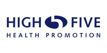 High Five Health Promotion logo