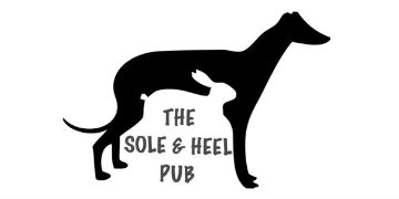 The Sole & Heel Pub logo