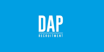 DAP Recruitment logo