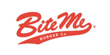 Bite Me Burger Co logo