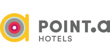 Point A Hotels logo