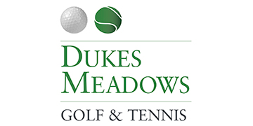 Dukes Meadows Golf & Tennis logo