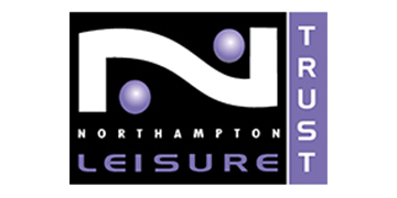 Northampton Leisure Trust logo