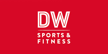 DW Sports & Fitness logo