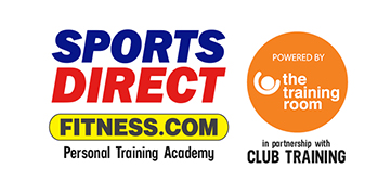 Sports Direct Fitness Personal Training Academy logo