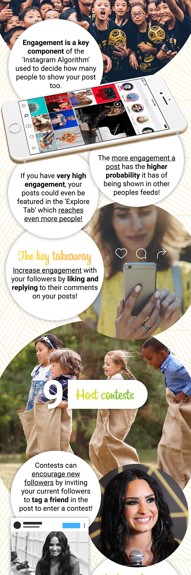 How to gain a massive following on Instagram 6