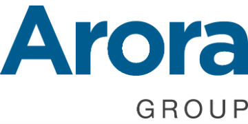 The Arora Group logo