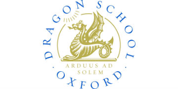 Dragon School logo