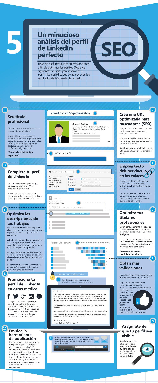 LinkedIn ES 8