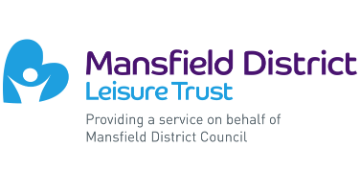 Mansfield District Leisure Trust logo
