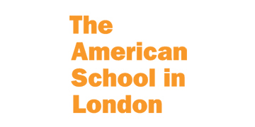The American School in London logo