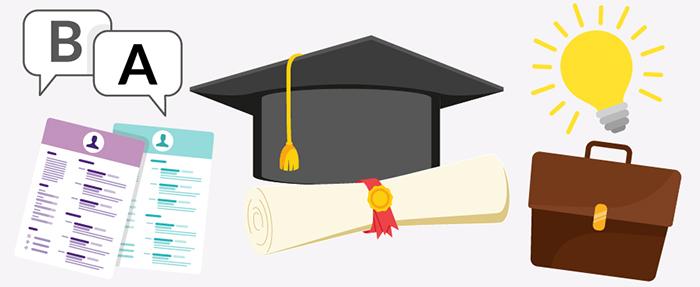 recruitment consultant education