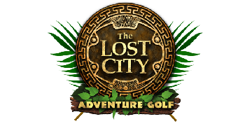 The Lost City Adventure Golf logo