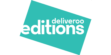 Deliveroo Editions logo