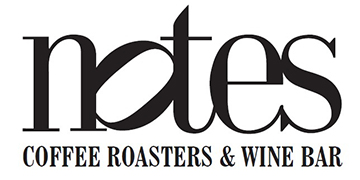 Notes Coffee Roasters & Wine Bar logo