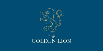 The Golden Lion logo