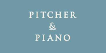 Pitcher & Piano logo