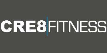 Cre8 Fitness logo