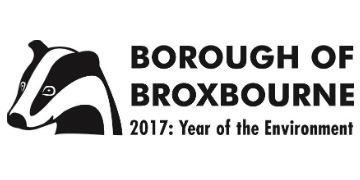 Borough of Broxbourne logo