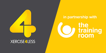 Xercise4Less TTR logo
